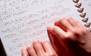 Азбука Брайля, азбука жестов - специальный алфавит