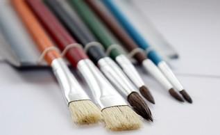 Малювати не так вже й складно, коли під рукою правильний пензлик!