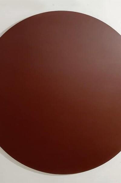 Кольорове полотно на круглому підрамнику у наборі  (арт. NB-K)