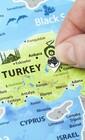 На память о путешествии - карта Европы с мягким скретчем