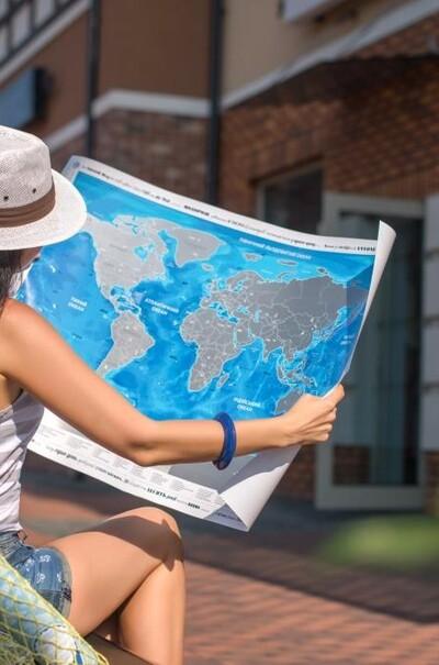 Ваши  незабываемые впечатления с волшебной картой!
