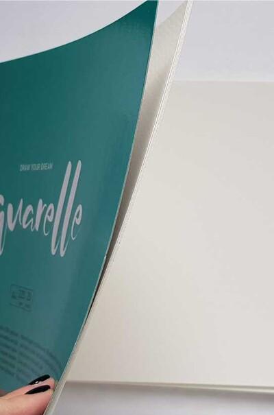 Альбом акварельний А4 на спіралі MUSE Aquarelle