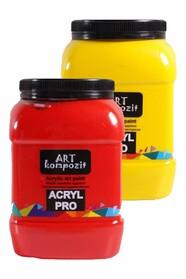 Фарби художні (асортимент, 1000 мл)