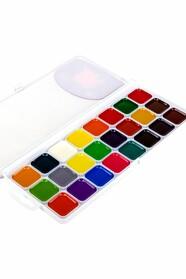 Краски акварельные ГАММА'UA 24 цвета