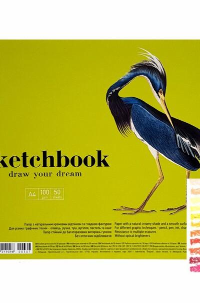 Альбом MUSE для графічних технік малювання
