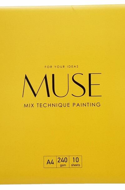 Muse бумага в папке
