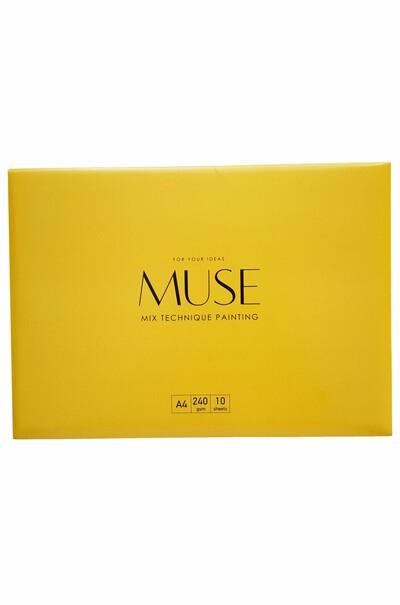 Muse Mix Technique бумага в папке