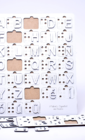 Испанский алфавит Брайля  (арт. АБ-И)