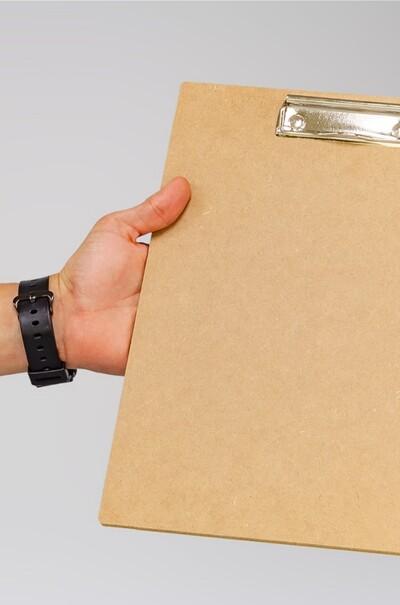 Пенал для красок, кисточки и палитра (из набора)
