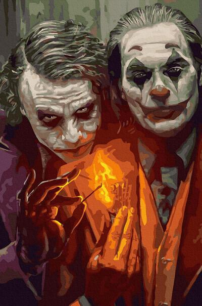 BRM39755 Отражение Джокера