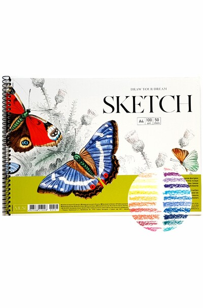 Папір для живопису MUSE Sketch