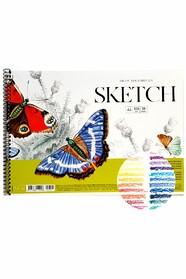 Скетчбук для графіки MUSE Sketch, А4, 50 аркушів