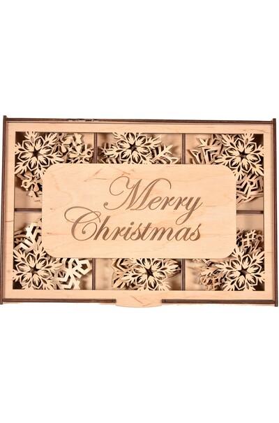 Набор Merry Christmas для подарков самым любимым
