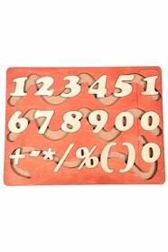 Рамка цифри