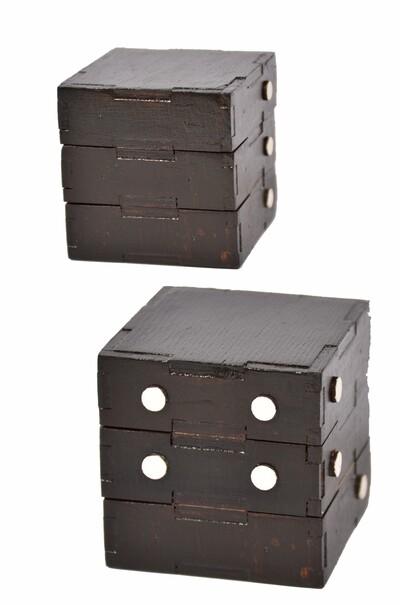 Тренажер для вивчення Брайля (кубик)