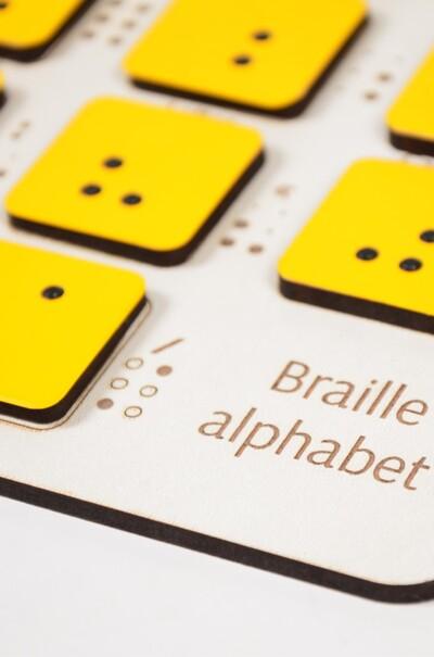 Українська тактильна азбука