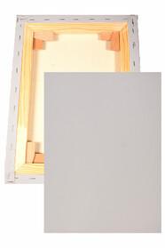 Бавовна грунт сірий, 30*18 мм (сер.зер, галерейна)