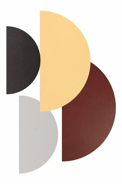 Холст на круглом подрамнике галерейная натяжка