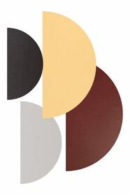 Півколо полотно бавовна (сер.зерно, кольорове)