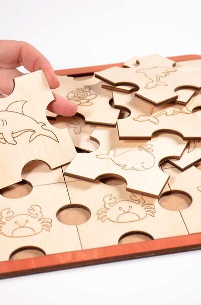 Розвивай логіку та спостережливість з настільною грою
