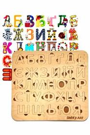 Українські літери алфавіту
