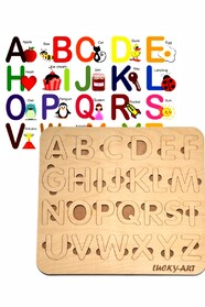 Англійські літери алфавіту