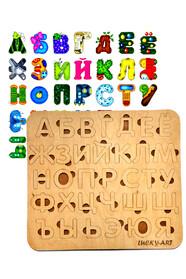 Російські літери алфавіту
