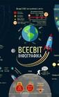 Инфографика Вселенная для школьников младшего возраста