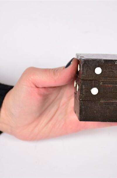 Кубик шестикрапка Брайля