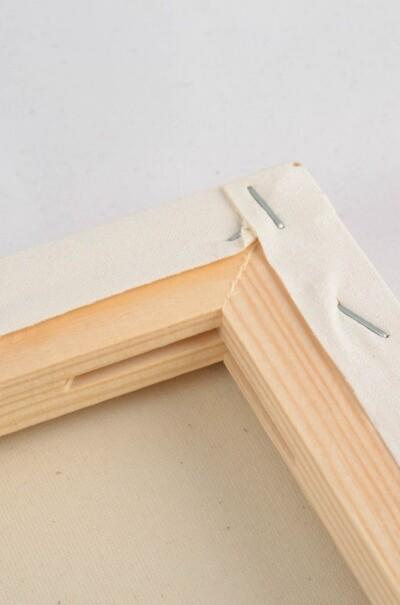 Полотно на підрамнику льон галерейна нятяжка  (арт. LSG-30B)