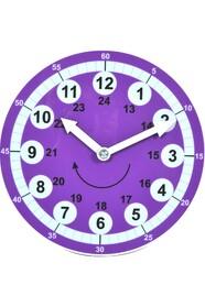 Навчальний годинник Violet