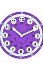 Годинник-тренажер дитячий. Колір фіолетовий