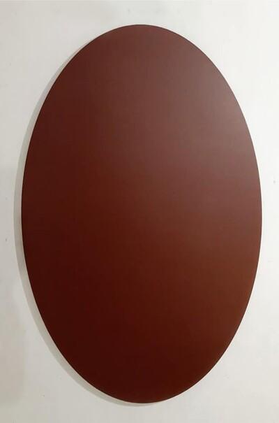 Цветной холст на овальном подрамнике хлопок  (арт. PО-К)