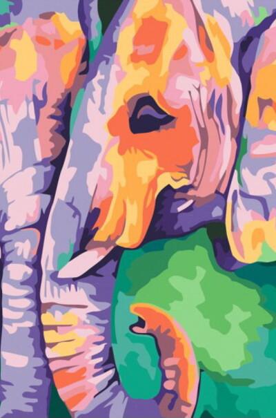 Краски Индии  (арт. KH2456)