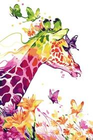 Казковий жираф