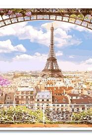 Триптих Весняний Париж