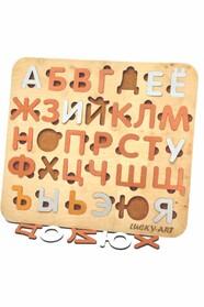 Російська абетка (голосні / приголосні)