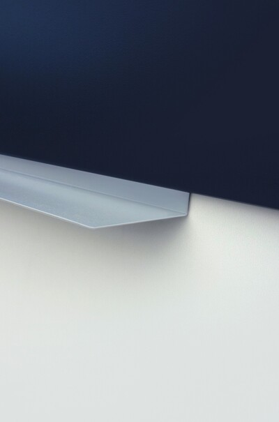 Доска магнитно-меловая безрамная ультратонкая  (арт. MEL-U)