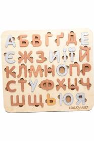 Український алфавіт (голосні / приголосні)