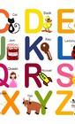 Набір з 26 букв англійського алфавіту
