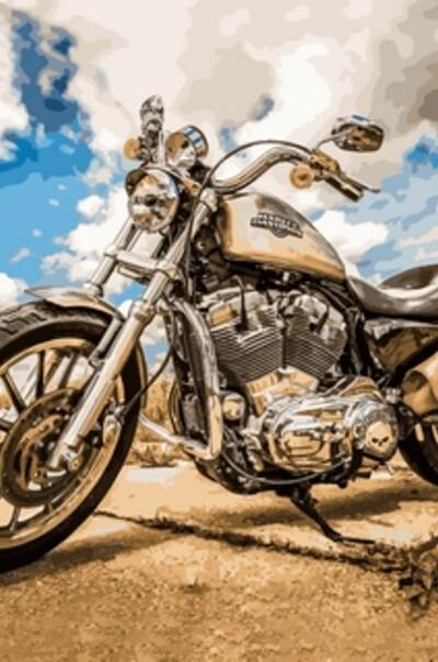 Harley Davidson  (арт. VP722)