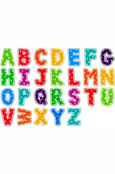 Англійська абетка для дітей молодшого віку
