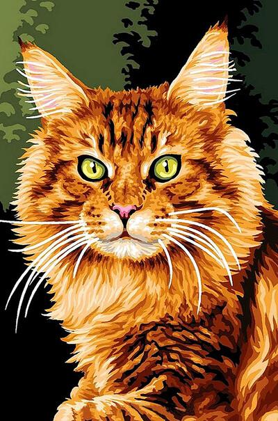 Норвезька кішка  (арт. VK176)