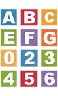Набор для изучения английского алфавита с цифрами
