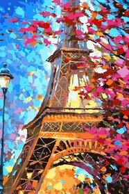 Краски весеннего Парижа