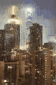 Нічний дощ