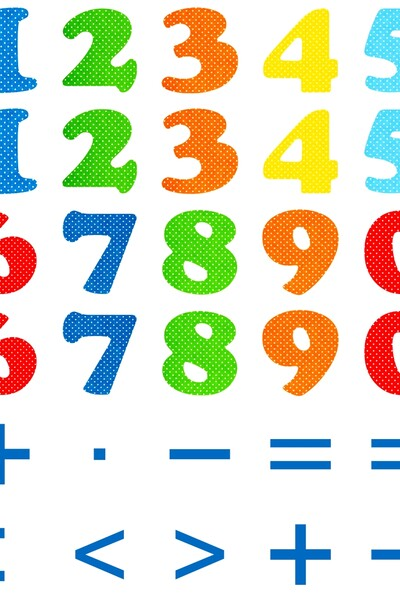 """Набор """"Обучающие цифры"""""""