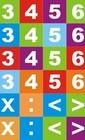 Цветные цифры и знаки. Арифметика для детей