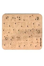 Рамка-вкладыш Польская азбука