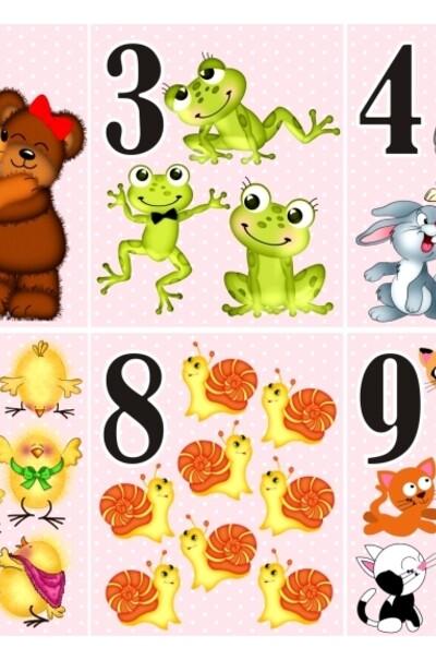 Веселая арифметика для детей